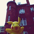Pikachu Hall by jackshoegazer