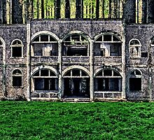 Abandoned Stone House Fine Art Print by stockfineart