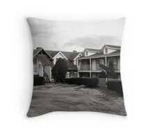 Servant Quarters Throw Pillow