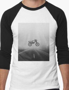 Motorcycle Men's Baseball ¾ T-Shirt
