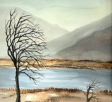 Solitude by Elaine Sharshon