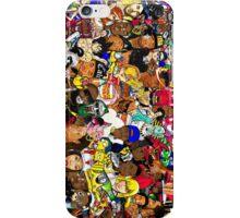 Millennium Collage iPhone Case/Skin