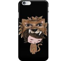 My Favourite animal is the Lion iPhone Case/Skin