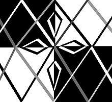 My Mind's Triangles  by Chris Bigelow