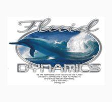 fluid dynamics logo by redboy