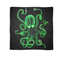 Octopus Green Scarf