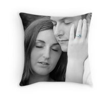The Ring holds the Promise Throw Pillow