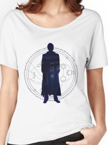 Through the Time and Space Women's Relaxed Fit T-Shirt