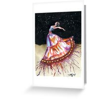 Written in the Stars Greeting Card