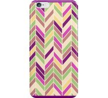 Purple Chevron iPhone Case/Skin