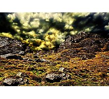 Top Of The Hill Fine Art Print Photographic Print