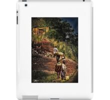 Home On The Hilltop iPad Case/Skin
