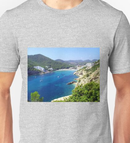 Cala Llonga Bay II Unisex T-Shirt