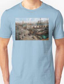 City - NY - South Street Seaport - 1901 Unisex T-Shirt