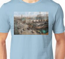 City - NY - South Street Seaport - 1901 Unisex T-Shirt