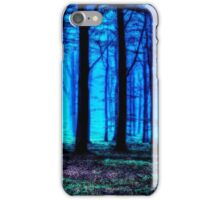 Into The Darkness Fine Art Print iPhone Case/Skin
