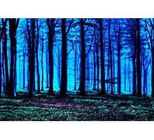Into The Darkness Fine Art Print Photographic Print