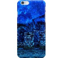 Beyond The Clouds Fine Art Print iPhone Case/Skin