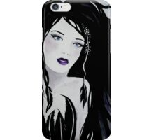 Faery of The Crows iPhone Case/Skin