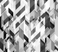 Gray Quilt by Jim Keaton