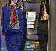 Reflections Jason by GolemAura