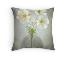 Cosmos Cheer Throw Pillow