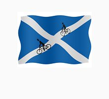 Scottish cycling Unisex T-Shirt