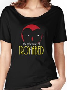 The Adventures of Troy and Abed Women's Relaxed Fit T-Shirt