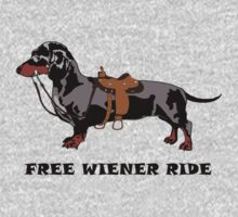 Dachshund ride by rlnielsen4