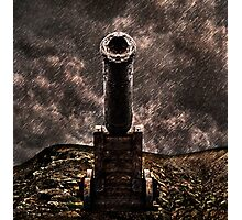 Vintage Cannon Fine Art Print Photographic Print