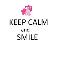 Keepcalmandsmile by pinkie47