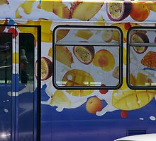 So THIS Is The (Citrus) Tramcar Named Desire? by David McMahon