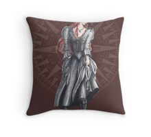 Swashbuckling in Style Throw Pillow