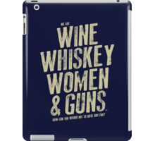 And We'll All Have A Humdinger iPad Case/Skin