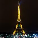 Eiffel Nights by Jason Bran-Cinaed