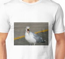 Brother...Can you spare an anchovy? Unisex T-Shirt