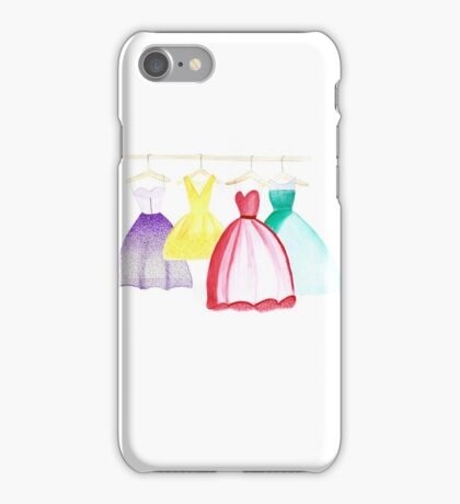 Dresses iPhone Case/Skin