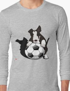 ENGLISH BULL-TERRIER Long Sleeve T-Shirt