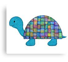 A Turtle Named Fernando Canvas Print
