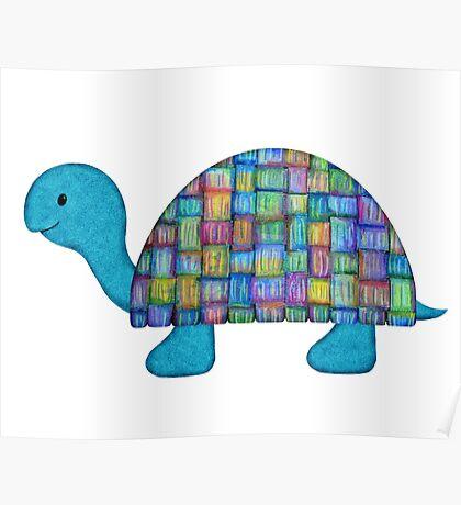A Turtle Named Fernando Poster
