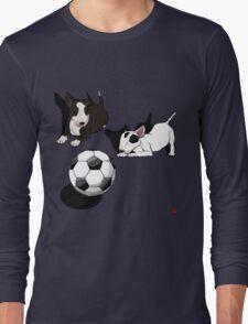 ENGLISH BULL-TERRIER Long Sleeve T-Shirt