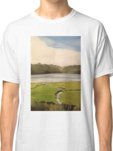 Devoran Creek Cornwall  Classic T-Shirt