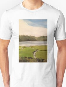 Devoran Creek Cornwall  Unisex T-Shirt