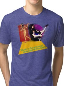 Universal Language Tri-blend T-Shirt