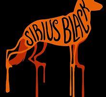 Sirius Black by Sophia D