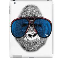 OAK CITY APE iPad Case/Skin