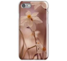 Narcissus 2 iPhone Case/Skin