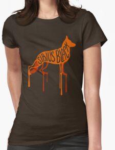 Sirius Black Womens Fitted T-Shirt