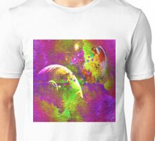 """"""" Love is a light come from the sky, a spark of the immortal fire which the angels share. """" Unisex T-Shirt"""