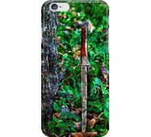 The Bloody Forest Fine Art Print iPhone Case/Skin